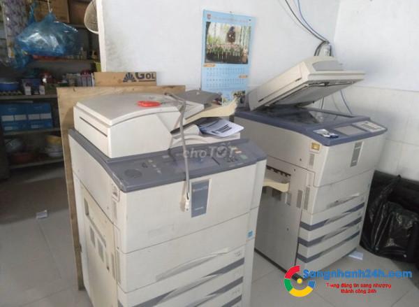 Sang nhượng tiệm photocopy ngay trường ĐH Tài Chính Marketing ở quận 9.